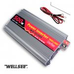 Car converter WELLSEE WS-IC500 500W